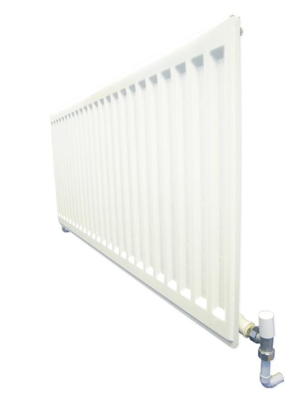vand i radiator